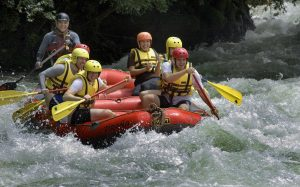Barinas-Rafting