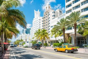 Collins Avenue Miami